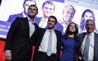 Los eurodiputados de C's se reúnen en secreto en el Club Argo en pleno choque entre Valls y Rivera