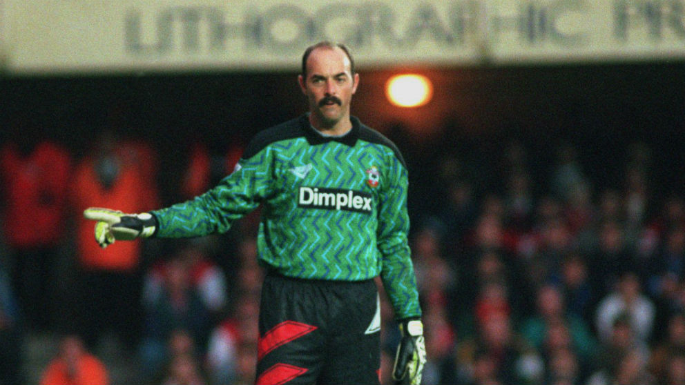 Bruce Grobbelaar. (Getty)