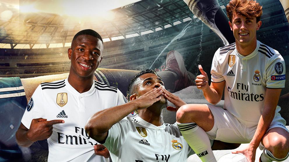 Alineación del Real Madrid contra el Espanyol en el partido de Champions League