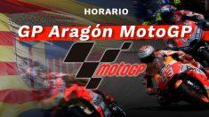GP Aragón 2018: horario y cómo ver la carrera de Moto GP.
