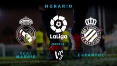 Real Madrid – Espanyol | Jornada 5 de la Liga Santander.