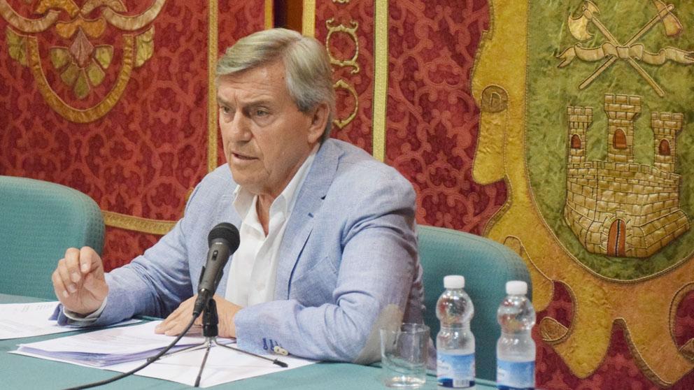 José Jover, alcalde de Villaviciosa (Foto: EP)