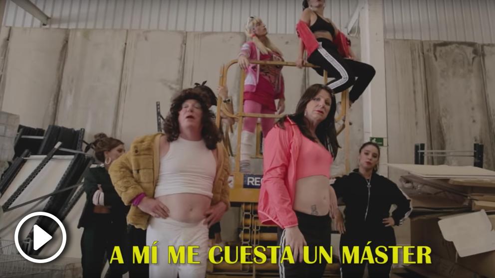 Los Morancos versionan 'Malamente' de Rosalía.
