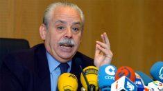 El teniente fiscal del Tribunal Supremo, Luis Navajas. Foto: EFE