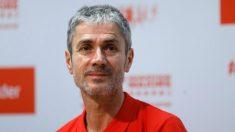 Martín Fiz, en un evento. (EFE)