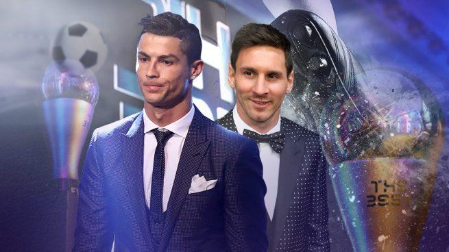 Messi 'obliga' a Cristiano a acudir a la gala del 'The Best'