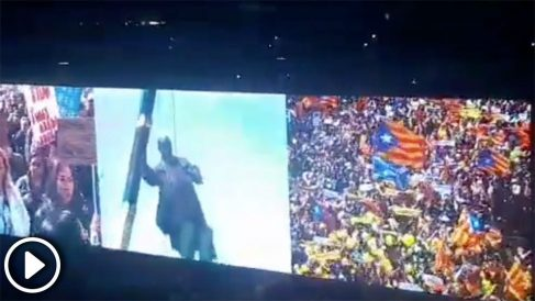 El vídeo de U2 sobre los derechos humanos que aparece en sus conciertos