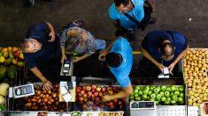 Mercado en Venezuela. (Foto: AFP)