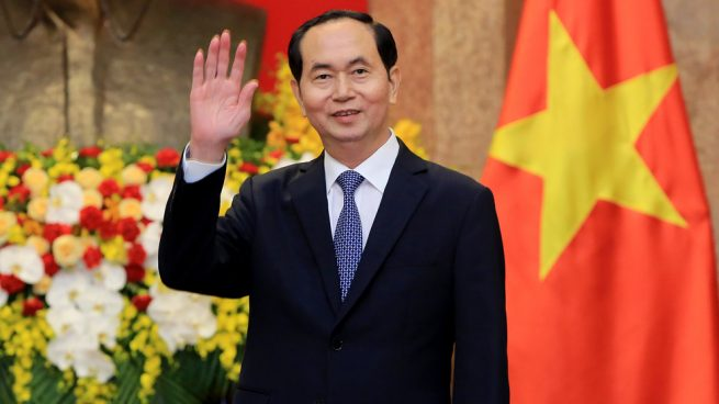 Tras una grave enfermedad murió, el presidente de Vietnam Tran Dai Quang