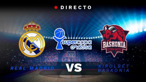 Real Madrid – Baskonia | Final de la Supercopa Endesa