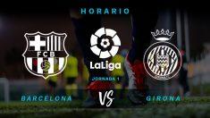 Barcelona – Girona | Jornada 5 de la Liga Santander
