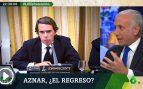 """Inda: """"Es evidente que Aznar tiene más talla parlamentaria que el tal Rufián y que Pablo Iglesias"""""""
