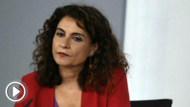 María Jesús Montero, ministra de Hacienda. (EP)