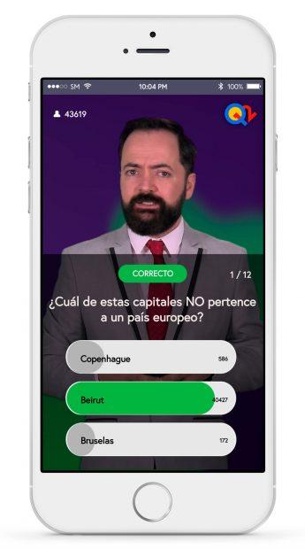 El 'Trivial' no se juega en la mesa: el concurso 'online' mítico de EEUU ya tiene en España 44.000 usuarios
