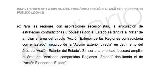 """Sánchez atacó en 'su' tesis a las regiones """"secesionistas"""" con las que ahora negocia"""