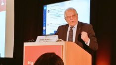 Josep Borrell (RRSS).