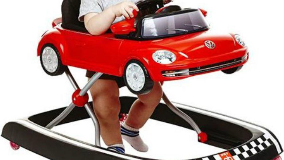 Pediatras estadounidenses solicitan la prohibición de los andadores