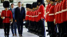Pedro Sánchez, durante su visita a Canadá.
