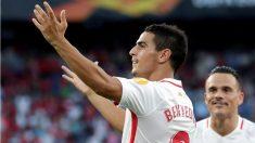 El Sevilla venció al Levante en el Ciudad de Valencia. (EFE)