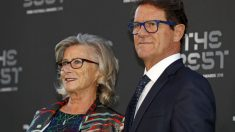 Fabio Capello estuvo en los premios The Best y rajó de Cristiano y Messi. (AFP)