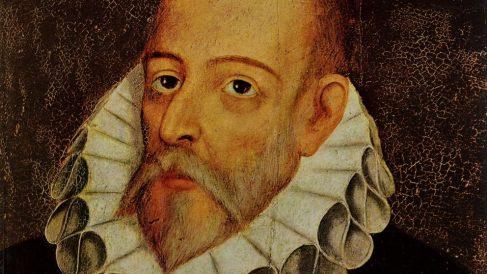 Imagen de Miguel de Cervantes.