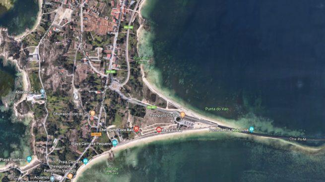 Muere un edil del PSOE en un accidente practicando kitesurf en La Isla de Arosa