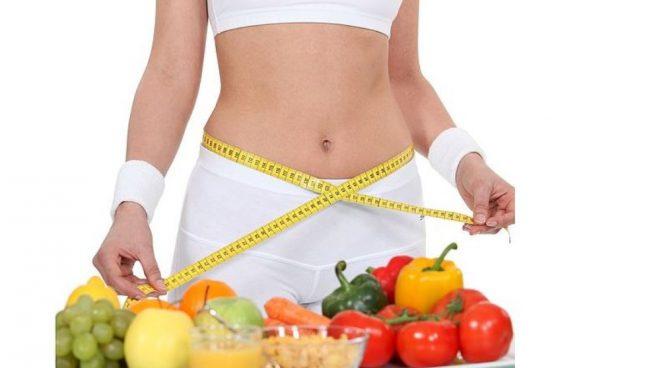 Dieta para bajar de peso rapido y sano
