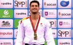 Sherazadishvili hace historia en el judo español con su oro mundial en -90 kilos