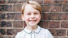 El príncipe George asistirá a clases de ballet