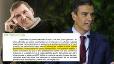 """Los presos etarras ven una """"mayor predisposición"""" del Gobierno de Sánchez con los terroristas"""