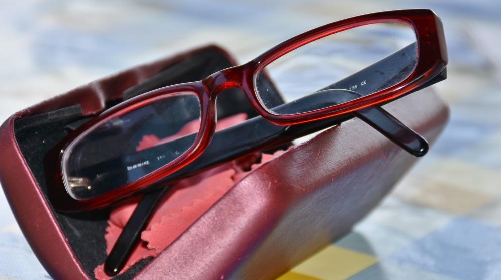 Las fundas son imprescindibles para proteger las gafas