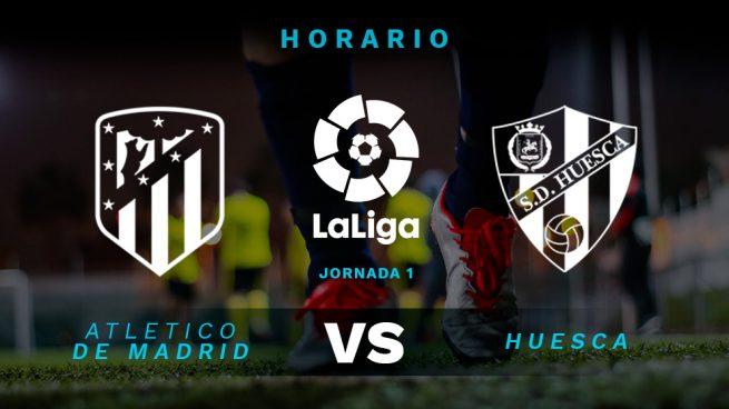 Atlético de Madrid – Huesca: hora y dónde ver el partido de la Liga Santander