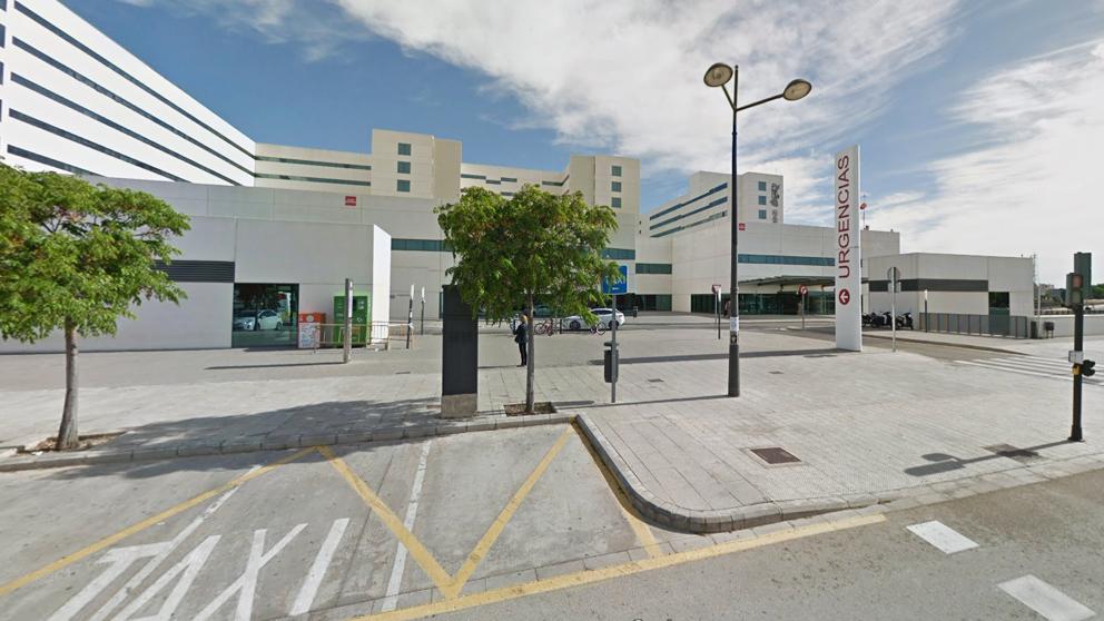 Hospital La Fe de Valencia.