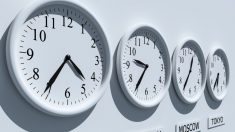Así es cómo se calcula la hora utilizando los husos horarios