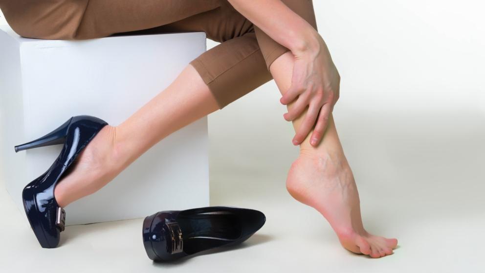 como saber si hay mala circulacion en las piernas