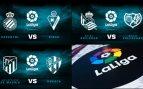 Partidos de fútbol de La Liga Santander hoy, martes 25 de septiembre