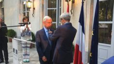 Rafael Ansón recibe la Legión de Honor Francesa (La France en Espagne).