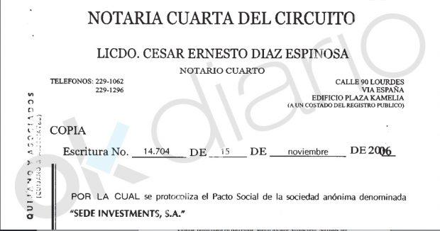 La universidad privada que regaló la tesis a Sánchez tiene su matriz en una 'offshore' de Panamá