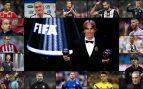 ¿Quién votó a quién en el The Best?
