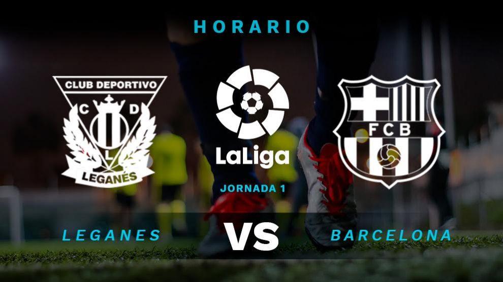 Leganés – Barcelona | Jornada 6 de la Liga Santander.