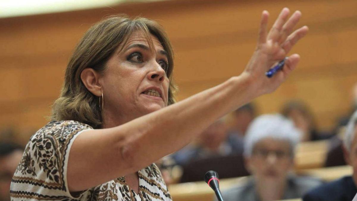 Dolores Delgado (EFE)