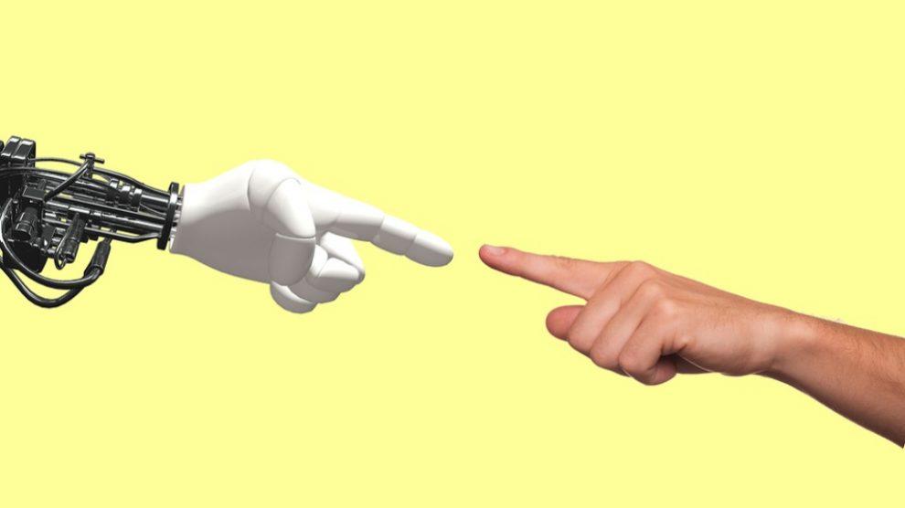 La piel robótica ya es casi humana