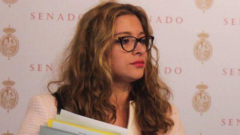 La senadora Esther Muñoz. (Foto. PP)