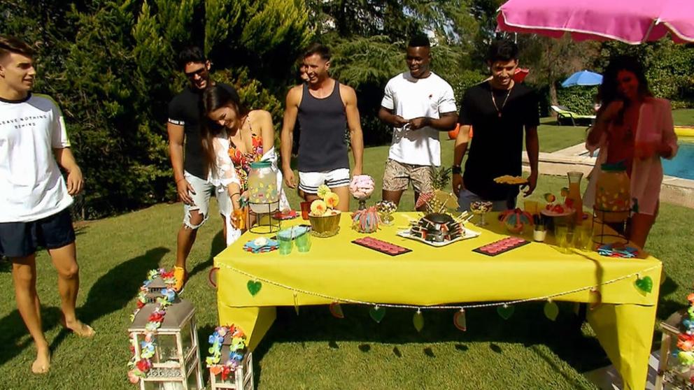 La fiesta de las tronistas en 'MYHYV' tuvo muchas visitas