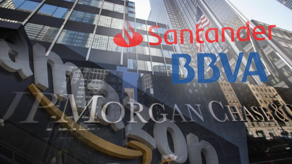AMAZON-JP-MORGAN-BBVA-SANTANDER-interior