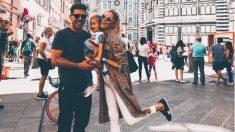 Carla Pereyra y Simeone esperan su segundo hijo en común