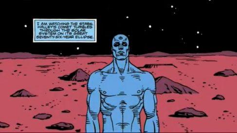 Conoce al poderoso Doctor Manhattan