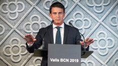 Manuel Valls, candidato a la Alcaldía de Barcelona. (Foto: EFE)