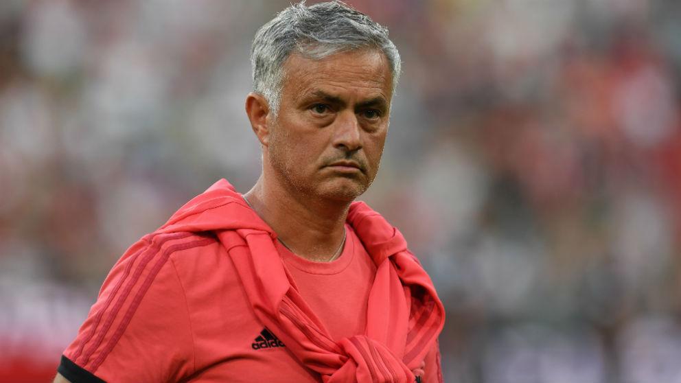 José Mourinho. (AFP)