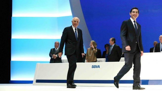 El BCE da por amortizado a Torres y Caruana suena con fuerza como futuro presidente de BBVA
